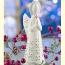Belleek Angel Figurine 7596