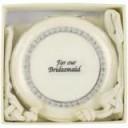 Bridesmaid Compact Mirror 14332