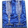 Crystal Glasses set of 2 for engraving