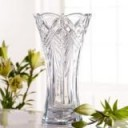Galway Crystal Symphony 8″ Vase