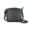 Simple Solid Metal V Women Handbags