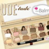 The Balm Nude Tude Shadow Palette